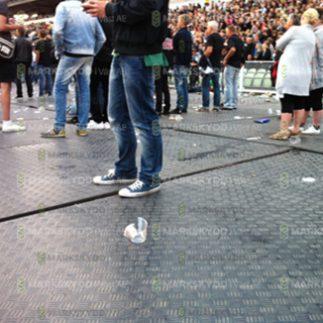 stadium concert flooring