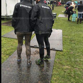 wet event ground mats